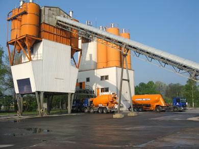 Werk 1 - Weyhe-Dreye Hansa Beton GmbH & Co. KG Industriestraße 1 28844 Weyhe-Dreye