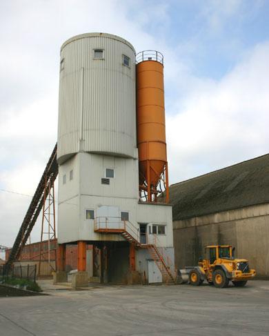 Werk 2 - Bremen Hansa Beton GmbH & Co. KG Windhukstraße 31 28327 Bremen